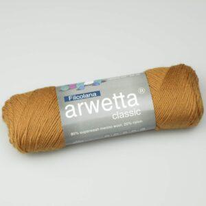 Arwetta Classic Mustard 136