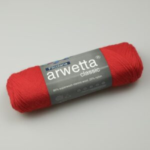Arwetta Classic Geranium Red 138
