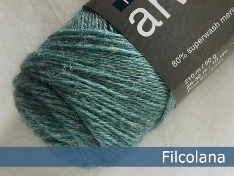 Garnnøgle fra Filcolana Aewettw-Classic-Aqua-Mist-808