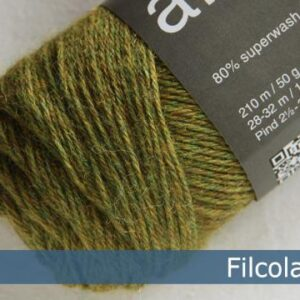 Garnnøgle fra Filcolana Arwetta-Classic-Advokado-809