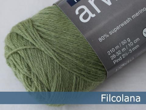 Garnnøgle fra Filcolana Arwetta-Classic-Basswood-Green-243