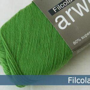 Garnnøgle fra Filcolana Arwetta Classic Juicy Green 279