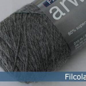 Garnnøgle fra Filcolana Arwetta Classic Medium Grey 955