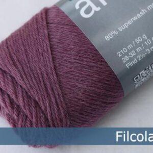Garnnøgle fra Filcolana Arwetta-Classic-Red-Clover. 236