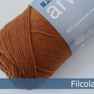 Garnnøgle fra Filcolana Arwetta-Classic-Red-Squirrel-352-