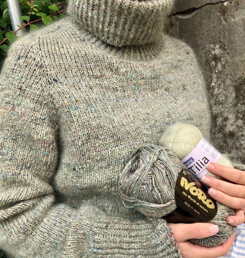 PetiteKnit - Terrazzo Sweater
