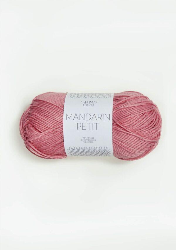 Garnnøgle fra Sandnes Mandarin Petit Rosa 4323