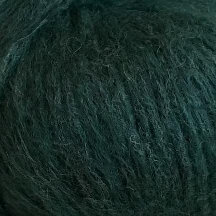 Garnnøgle fra Camarose Snefnug Mørkegrøn 7885