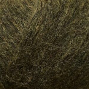 Garnnøgle fra Camarose Snefnug Vissengrøn 7331