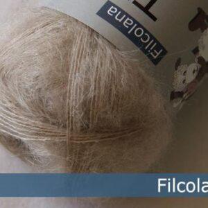 Garnnøgle fra Filcolana Tilia Latte 336