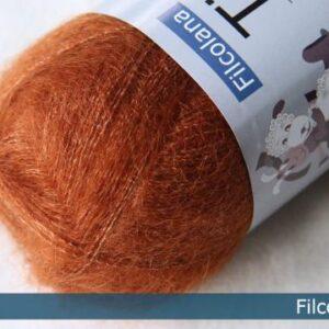 Garnnøgle fra Filcolana Tilia Red Squirrel 352