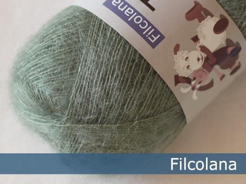 Garnnøgle fra Filcolana Tilia Sage 327