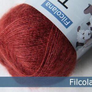 Garnnøglee fra Filcolana Tilia Sienna 350