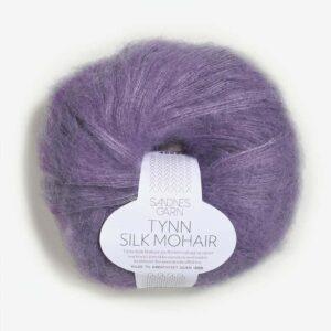 Tynn Silk Mohair Lilla 5043