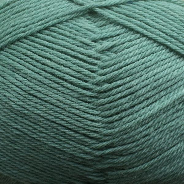 Garnnøgle fra Camarose Yaku 1655 Havgrøn