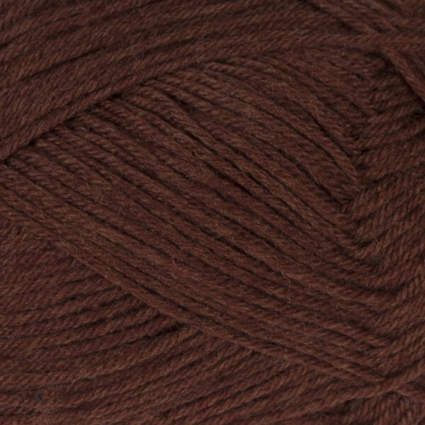 Garnnøgle fra Camarose Yaku 1857 Chokoladebrun