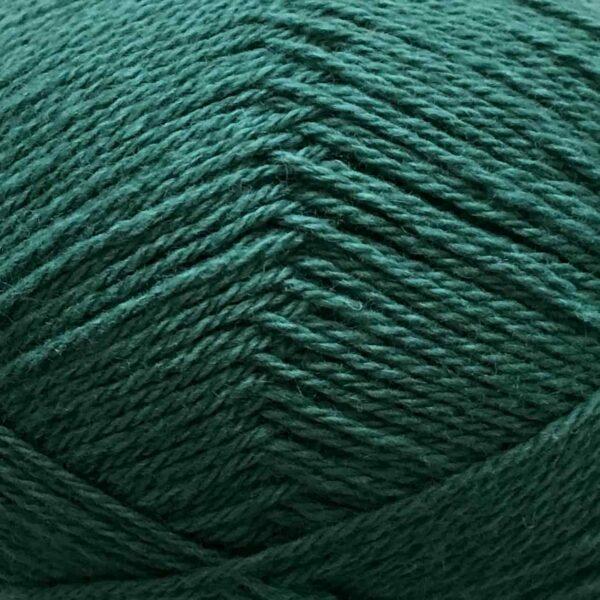 Garnnøgle fra Camarose Økologisk Sommeruld 2050 Mørkegrøn
