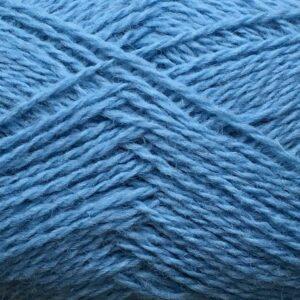 Garnnøgle fra Camarose Økologisk Hverdagsuld 21 Himmelblå