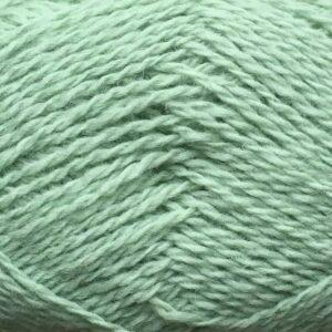 Garnnøgle fra Camarose Økologisk Hverdagsuld 27 Mint Grøn