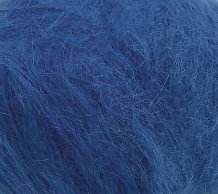 Bella mohair Jeans blå