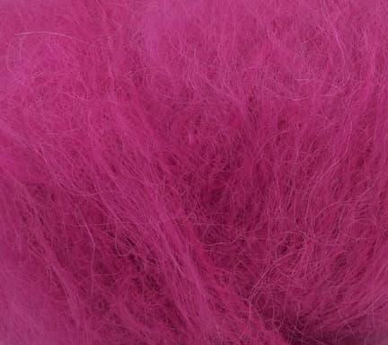 Bella mohair Pink