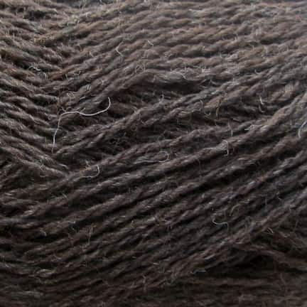 Isager Highland Wool Chocolate
