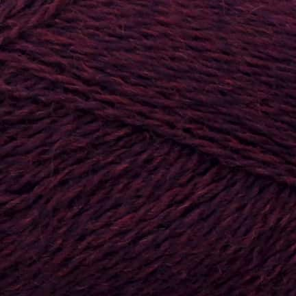 Isager Highland Wool Wine