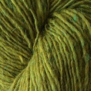 Garnnøgle fra Isager Tweed Lime