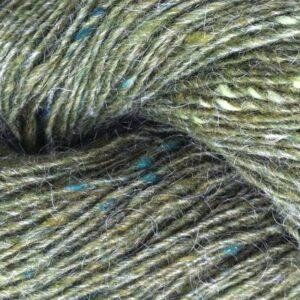 Garnnøgle fra Isager Tweed Moss