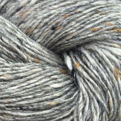 Garnnøgle fra Isager Tweed Winter Grey