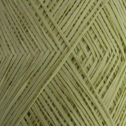 Garnnøgle fra Isager Japansk Bomuld Citrongræs 40