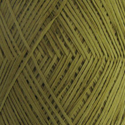 Garnnøgle fra IsagerJapansk Bomuld Gulgrøn 15