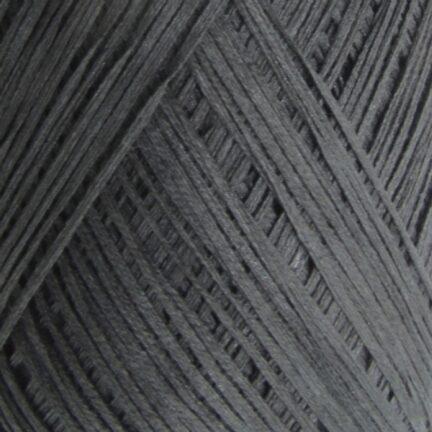 Garnnøgle fra Isager Japansk Bomuld Mørk Grå 47