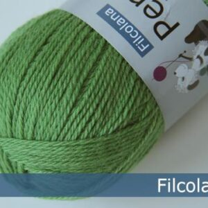 Pernilla Parrot Green melange 824