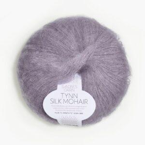 Tynn Silk Mohair Støvet Syrin 4631