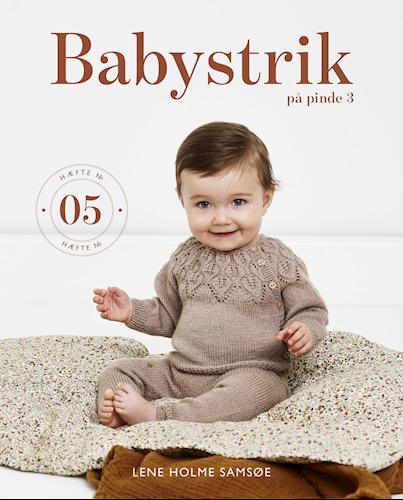 babystrik fra Lene Holme SamsøeBabystrik hæfte 5