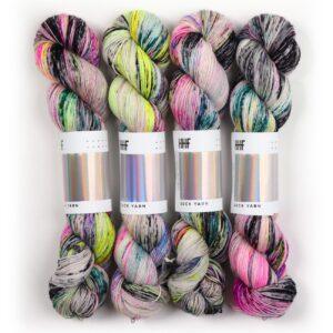 Garnnøgle fra Hedgehog Sock Yarn Comeback