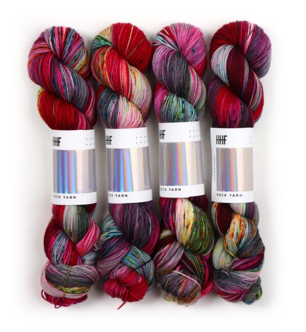 Garnnøgler Hedgehog Sock Yarn Potion