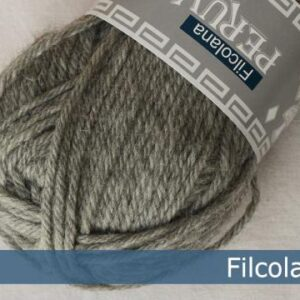 Garnnøgle fra Filcolana Peruvian Highland Wool Light Grey 954