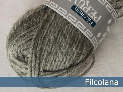 Garnnøgle fra Filcolana Peruvian Highland Wool Light Grey 954