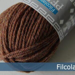Garnnøgle fra Filcolana Peruvian Highland Wool Cinnamon 817
