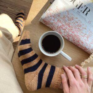 Everyday Socks Opskrift fra Pixendk