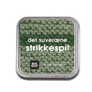Det Suveræne Strikkespil fra Sidsel Sangild