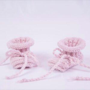 Sokker til de nyfødte