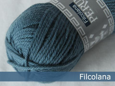 Peruvian Highland Wool Smoke Blue 228