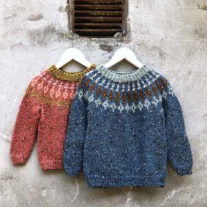 Tweedie sweater fra pixen 5