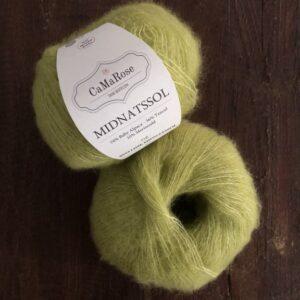 Midnatssol fra CaMaRose farve 9554 Lime