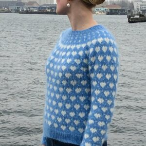 All Love Sweater fra Pixendk