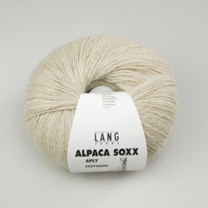 Lang Alpaca Soxx 26 Natur