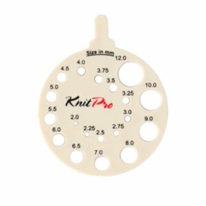 KnitPro Round View Sizer